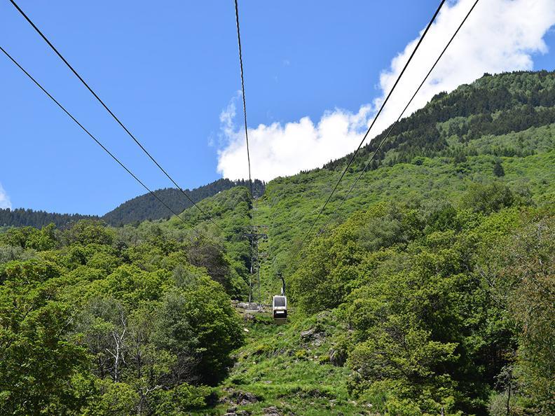 Image 1 - Funivia Monte Carasso-Curzútt-Mornera