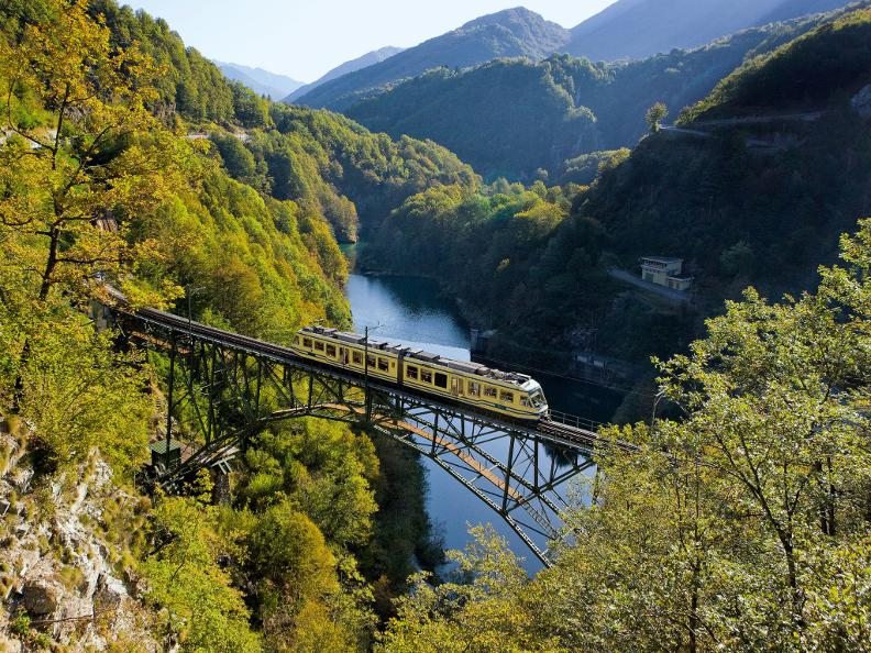 Image 5 - Ferrovia Vigezzina Centovalli