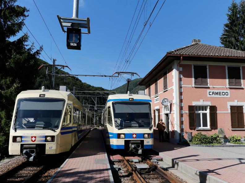 Image 7 - Ferrovia Vigezzina Centovalli