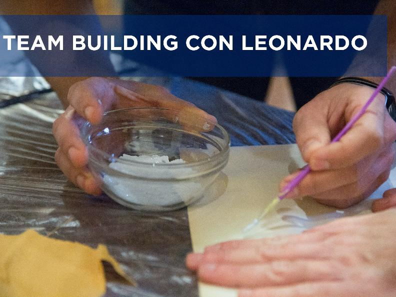 Image 2 - Team Building with Leonardo
