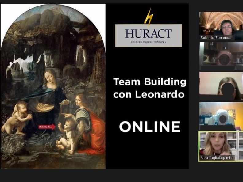 Image 1 - Team Building with Leonardo