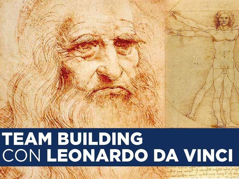 Image 0 - Team Building with Leonardo