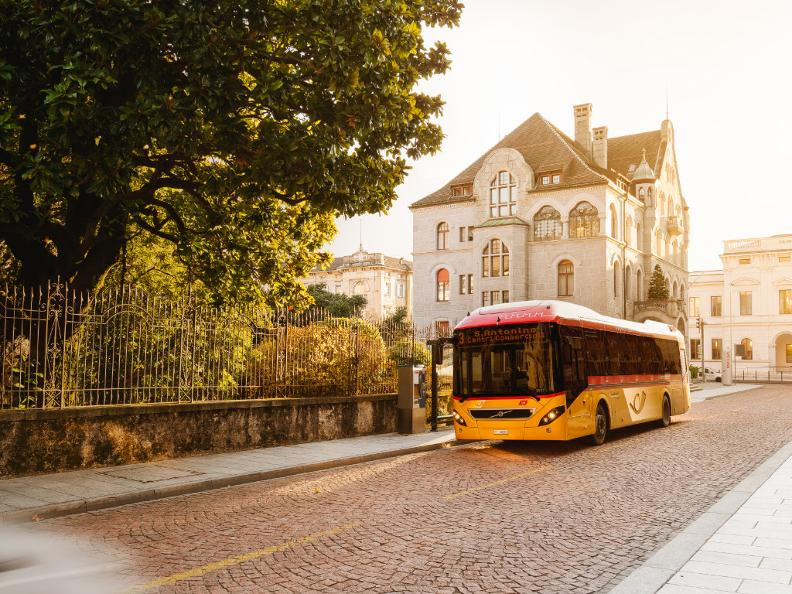 Image 3 - Getting around with the PostBus