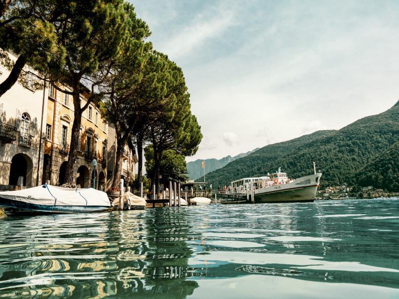 Image 0 - Navigation Company of Lake Lugano