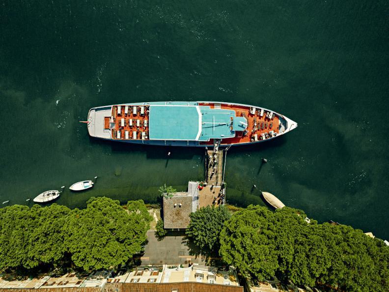 Image 1 - Navigation Company of Lake Lugano