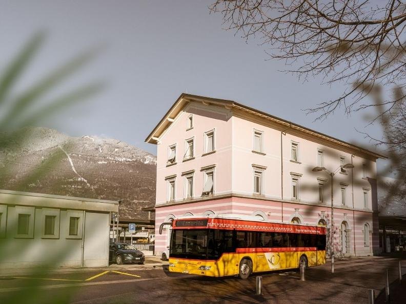Image 6 - Getting around with the PostBus
