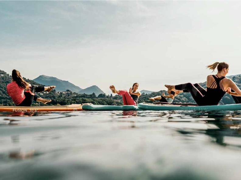 Image 1 - Stand Up Paddle Lugano