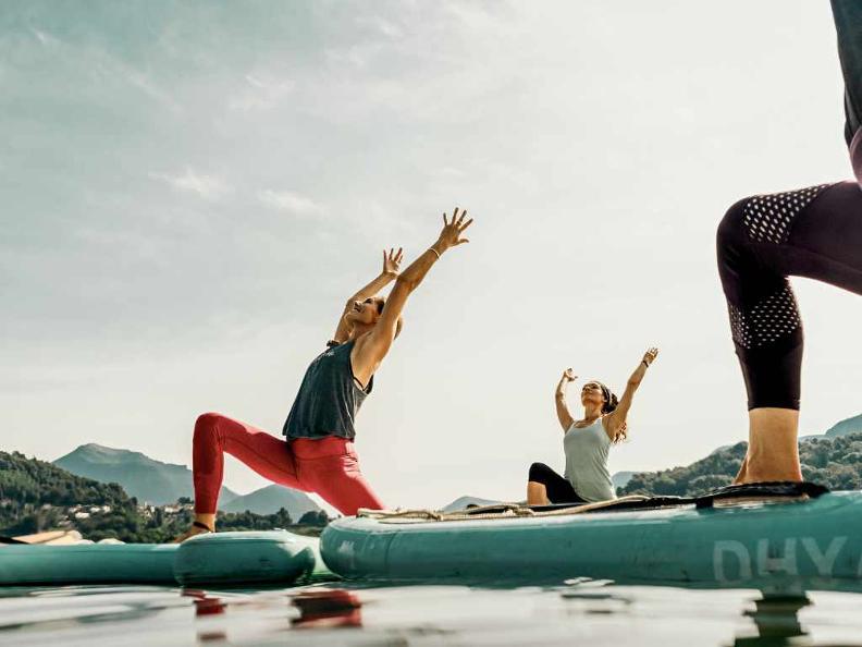 Image 2 - Stand Up Paddle Lugano