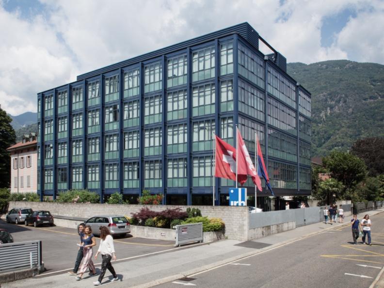 Image 4 - Visit the Università della Svizzera italiana